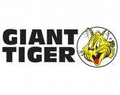 Giant Tiger - $25