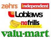 Zehrs / Loblaws / No Frills / ValuMart / Independant - $10