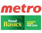 Metro / Food Basics - $100