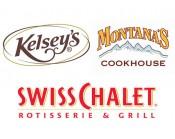 Kelsy's / Montana's / Swiss Chalet - $100